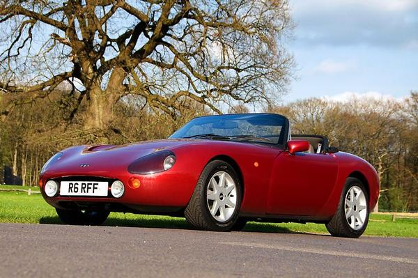 used 1995 tvr griffith for sale in leicestershire pistonheads. Black Bedroom Furniture Sets. Home Design Ideas