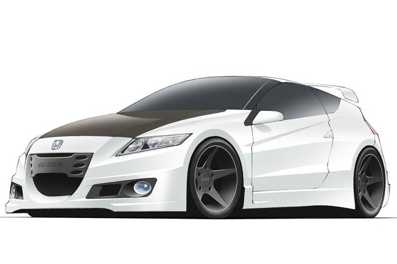 198bhp Courtesy Of Supercharging For Mugen Honda Hybrid Coupe