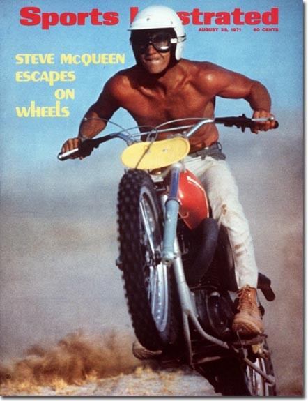 re ph2 steve mcqueen 39 s dirt bike up for grabs page 1. Black Bedroom Furniture Sets. Home Design Ideas