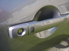 ..keyless entry (and ignition)...