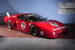 Ferrari 512BB/LM - yours for quite a lot