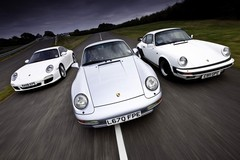 None of these is the new 911...