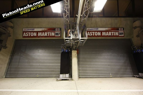 The shutters closed on Aston Martin's 2011 Le Mans fiasco - is it a sign of the times?