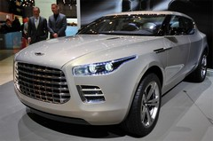 AM's Lagonda SUV not universally liked