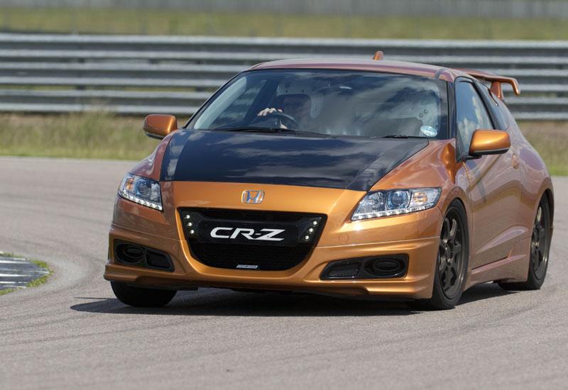Driven: Honda CR-Z Mugen | PistonHeads