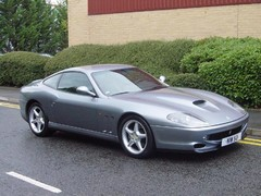 What about a 550 Maranello...