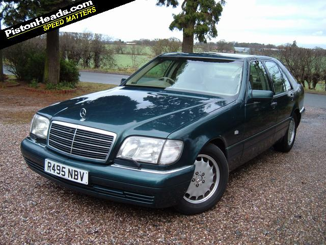 SOTW: Mercedes S-class (W140) | PistonHeads