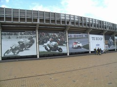 Assen - home to the Dutch Moto GP