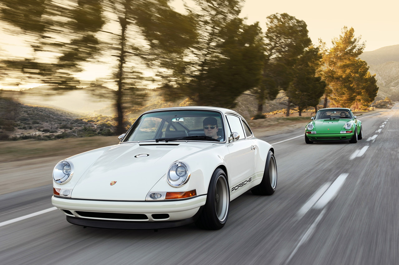 Cosworth Engine Deal For Singer 911 Recreation | PistonHeads