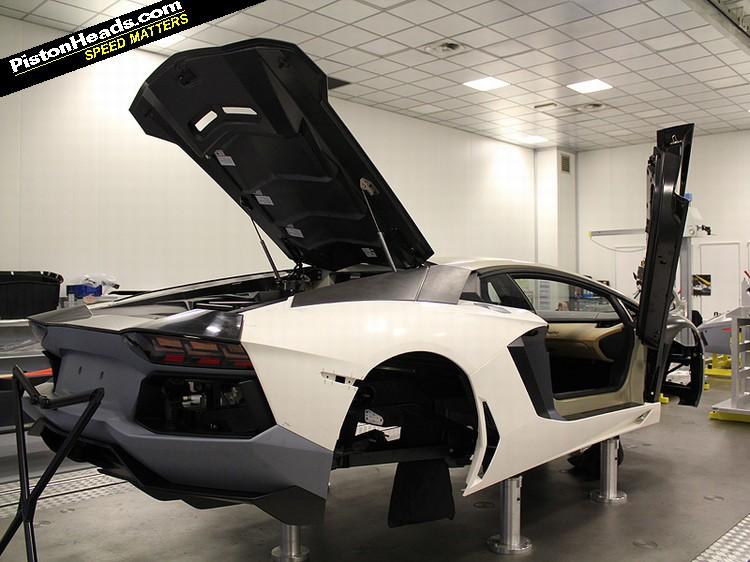 The Always Immaculate Stephan Winkelmann, Lamborghini ...