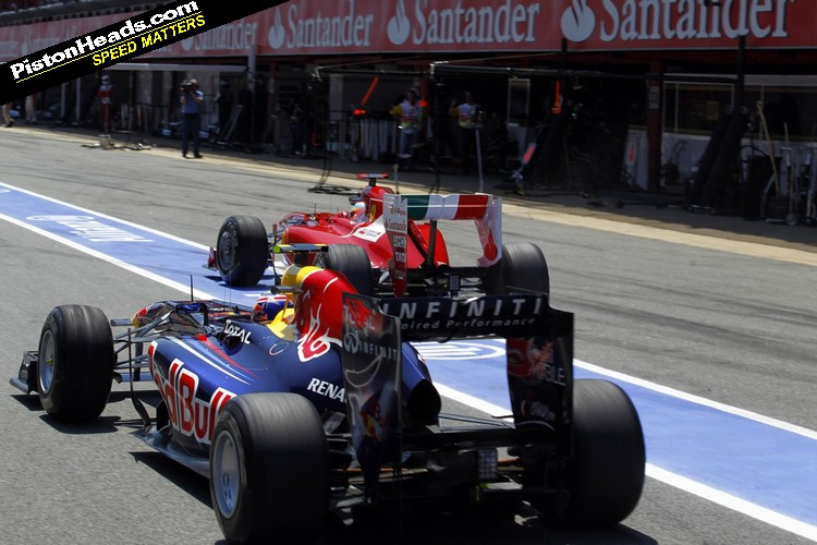 Say Goodbye To F1 Cars