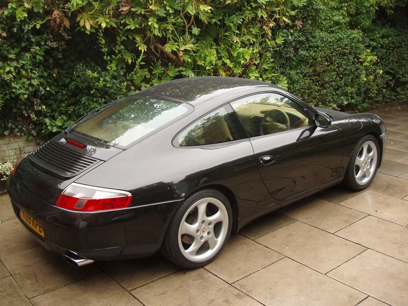 The £10K Porsche 911(996). Why wouldn\u0027t you?