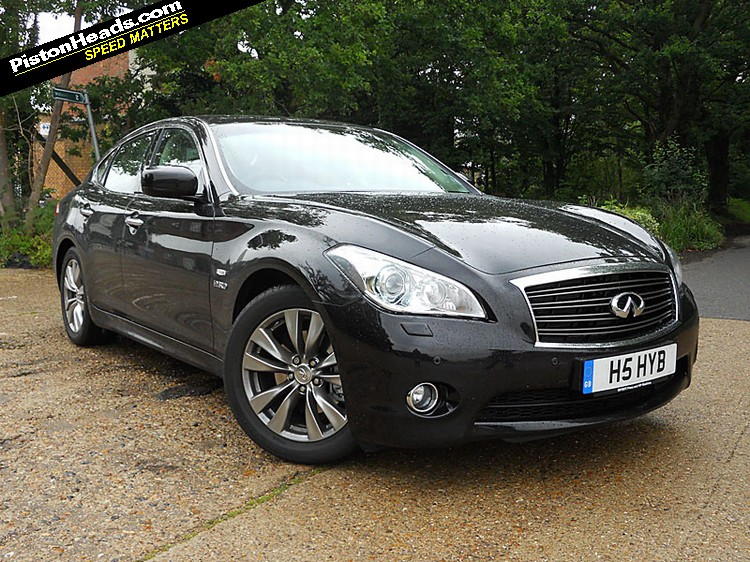 Re Driven Infiniti M35h Page 1 General Gassing Pistonheads