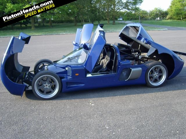 Spotted Ultima Gtr Pistonheads