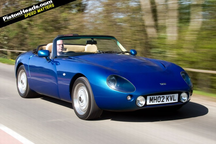 re driven the last ever tvr griffith page 1 general gassing pistonheads. Black Bedroom Furniture Sets. Home Design Ideas