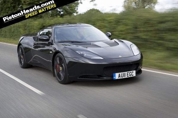 Driven: 2012 M/Y Lotus Evora | PistonHeads