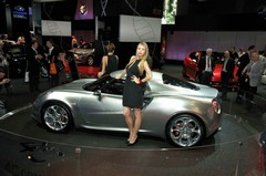 That one's easy - it's the Alfa 4C!