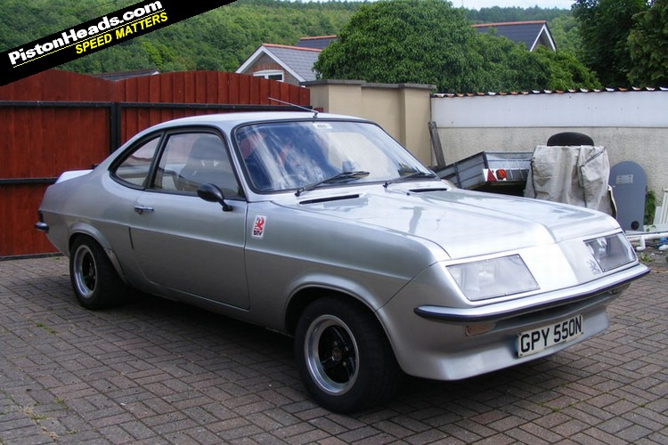RE: Spotted: 1974 Vauxhall Firenza HPF - Page 1 - General ...