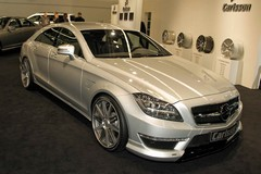 Carlsson CLS looked positively sensible