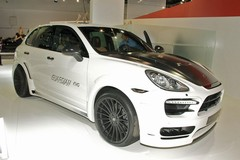 Hamann Guardian EVO. Odd name