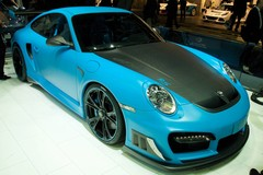 TechArt ST Street RS: 0-62 in 3.3
