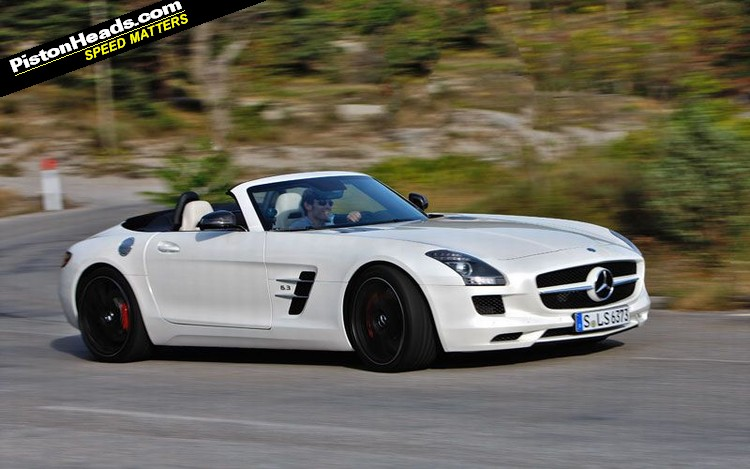 Re driven mercedes benz sls amg roadster page 1 general the streets are narrow and the sls roadster publicscrutiny Choice Image