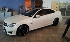 �61K for a C63 Coupe anyone?