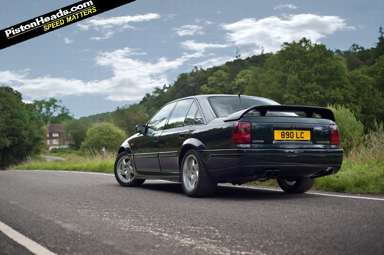 lotus carlton for sale pistonheads used 1993 lotus carlton base for sale in west yorkshire. Black Bedroom Furniture Sets. Home Design Ideas