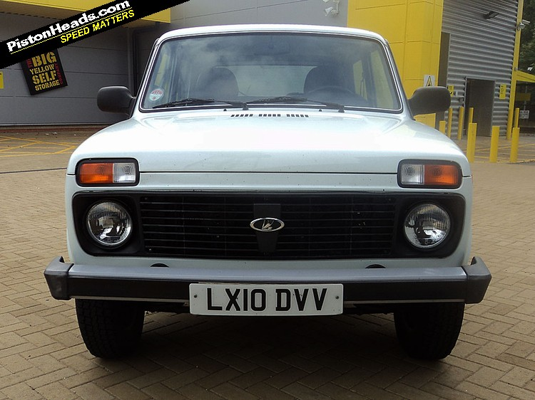 Re Driven Lada Niva Page 1 General Gassing Pistonheads