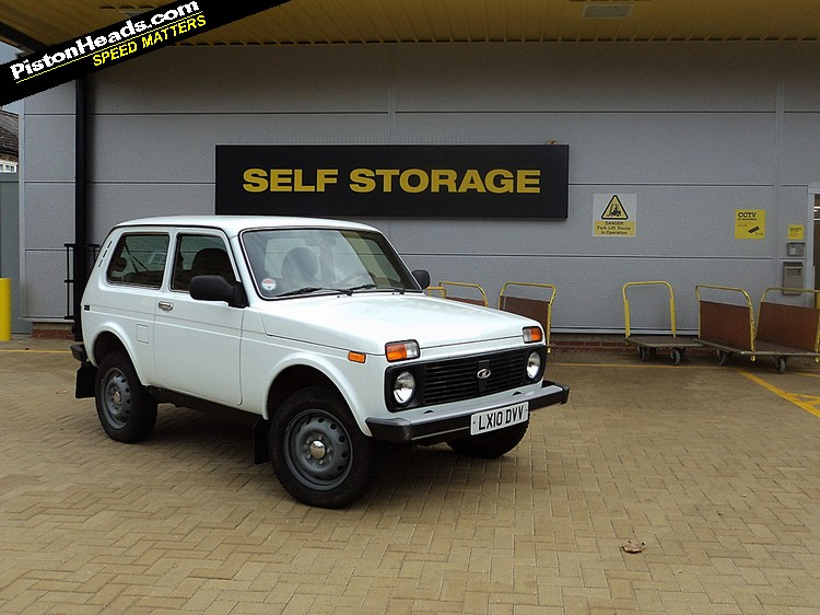 re driven lada niva page 1 general gassing pistonheads. Black Bedroom Furniture Sets. Home Design Ideas