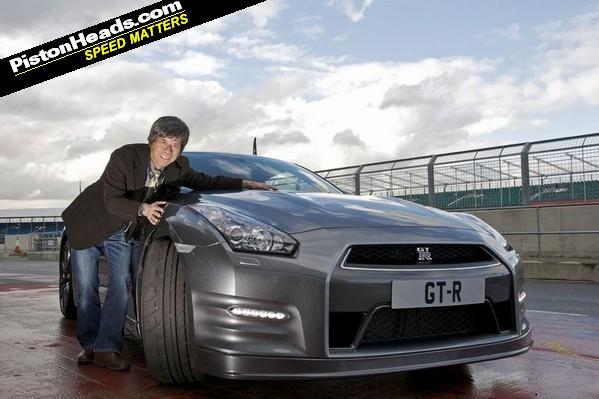 Please mind that 'Speed Matters' banner Mr Mizuno san...