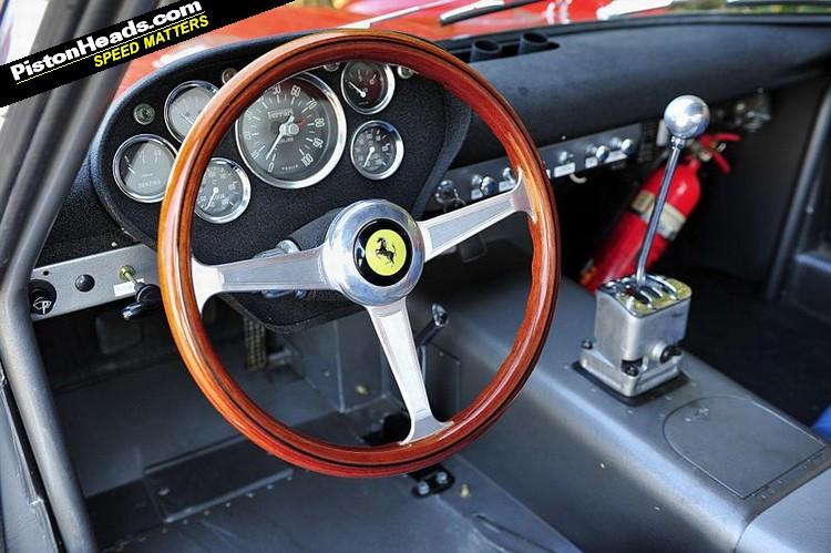 Re Driven Ferrari 250 Gto Replica Page 1 General