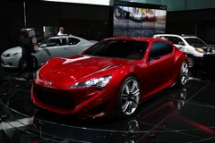Scion branded Toyota FT-86 Concept
