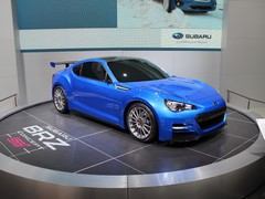 So, is it to be a Subaru BRZ STI...