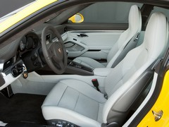 Interior is a big step up in design and quality