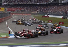 German GP: nobody watches F1 in Europe...