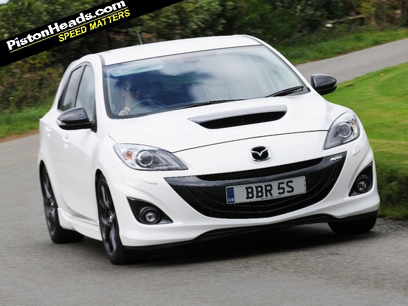 driven bbr mazda 3 mps 320 pistonheads. Black Bedroom Furniture Sets. Home Design Ideas