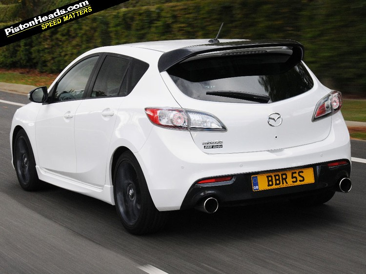 RE: Driven: BBR Mazda 3 MPS 320 - Page 1 - General Gassing - PistonHeads