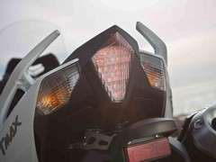 R1 rear light among the superbike styling cues