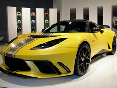 Evora GTE will cost £120K