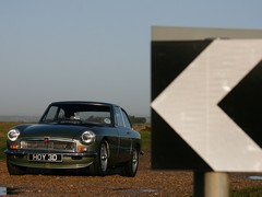 Does corners like no period MGB ever could