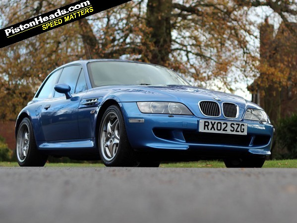 ph buying guide bmw z3 m coupe pistonheads. Black Bedroom Furniture Sets. Home Design Ideas