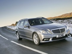 Basic E-Class estate flows with the best