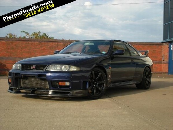 re spotted nissan skyline gt r r33 page 1 general gassing pistonheads. Black Bedroom Furniture Sets. Home Design Ideas