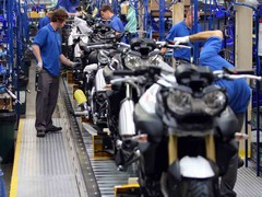 Triumph employs 600 people in Hinckley