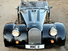 The perfect blend of Aero 8 and classic Morgan?