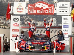 Sixth Monte win for eight-time champ Loeb