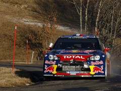 Nobody could get near Loeb's pace