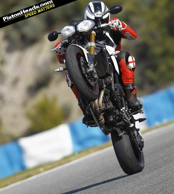 2012 Triumph Speed Triple R Review - Motorcycle.com