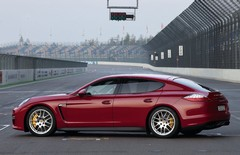 A Panamera for the track? Apparently so...
